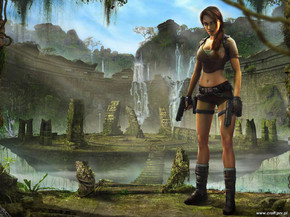 lara croft tomb raider legend ps2 walkthrough
